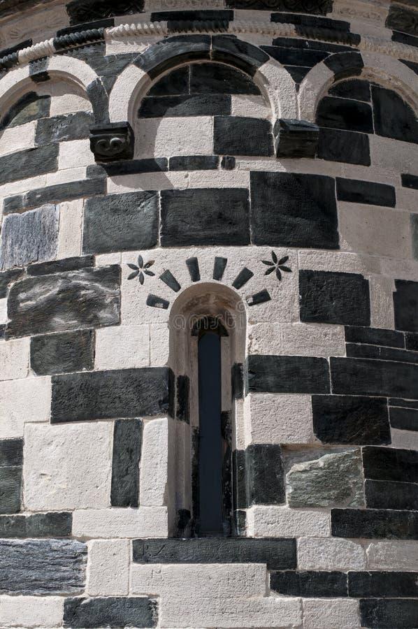 San Michele de Murato, church, Murato, Haute-Corse, Corsica, France, island, Europe stock images