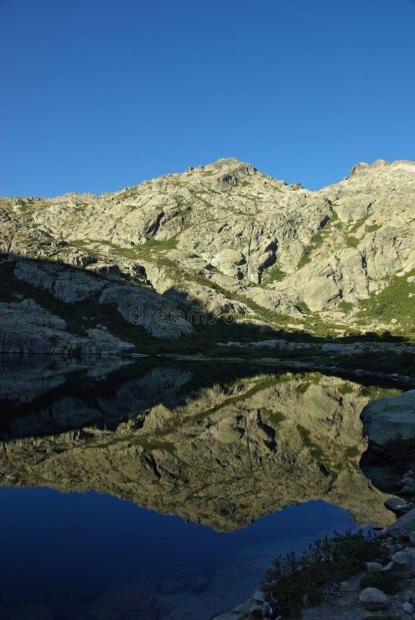 Corsica landscape - Restonica