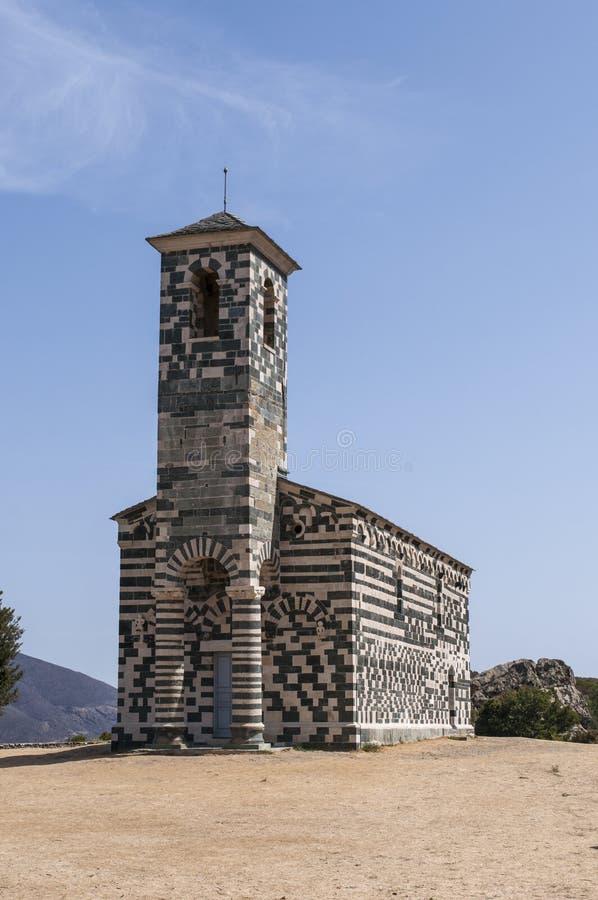 San Michele de Murato, church, Murato, Haute-Corse, Corsica, France, island, Europe royalty free stock photos