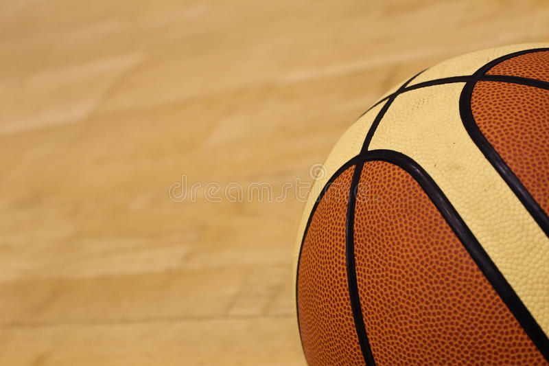 Corte da ginástica do basquetebol fotos de stock
