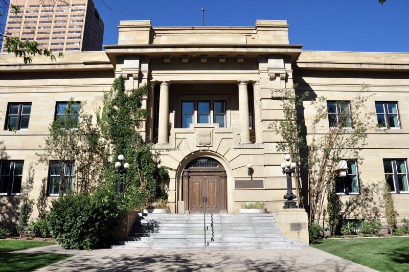 Corte de Alberta de apelação imagem de stock