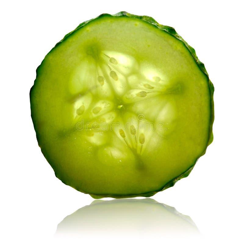 Download Corte do pepino imagem de stock. Imagem de antioxidant - 26520531