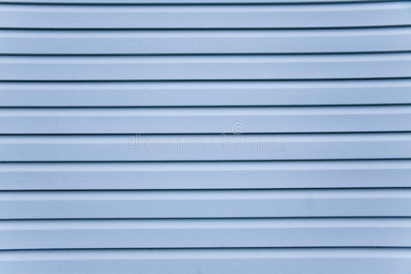 Corte o tapume azul imagens de stock royalty free