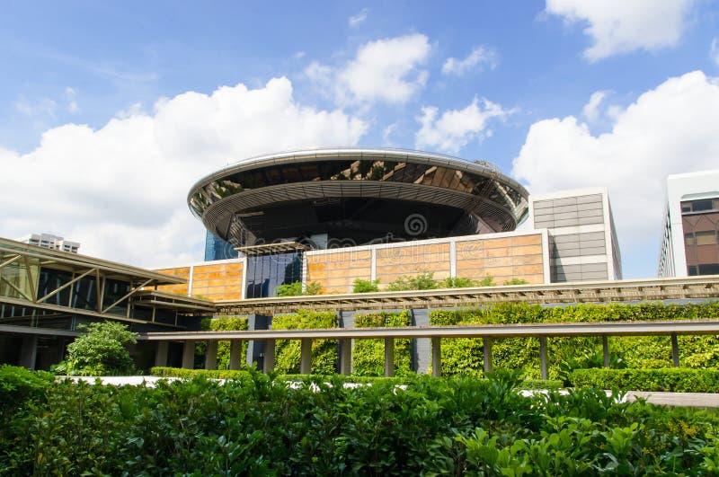 Corte suprema de Singapore foto de stock