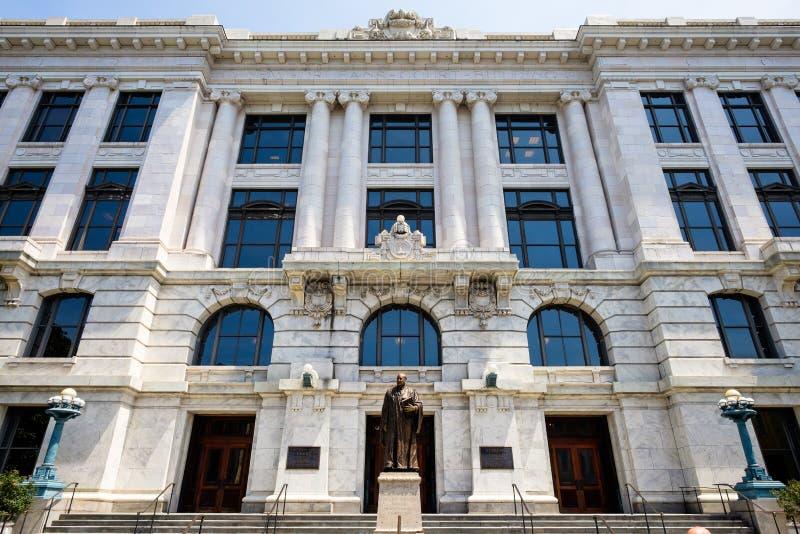 Corte suprema della Luisiana fotografie stock libere da diritti