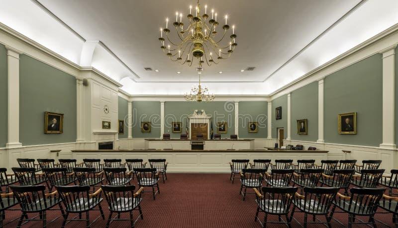 Corte suprema di New Hampshire fotografia stock