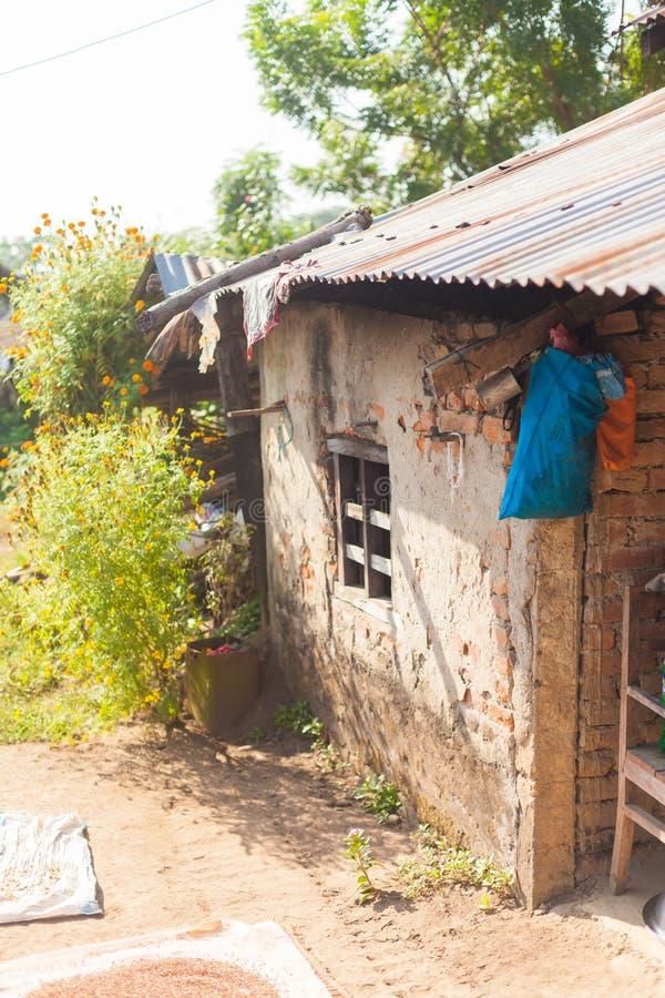 Cortijo del Nepali foto de archivo libre de regalías