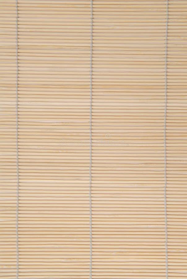 Cortina de bambú fotografía de archivo