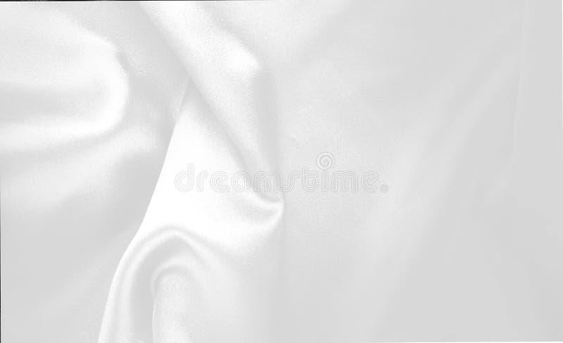 Cortina de seda lustrosa imagens de stock