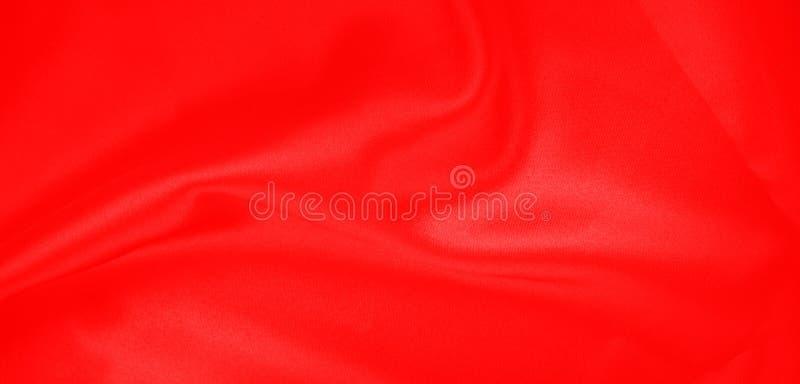Cortina de seda lustrosa foto de stock