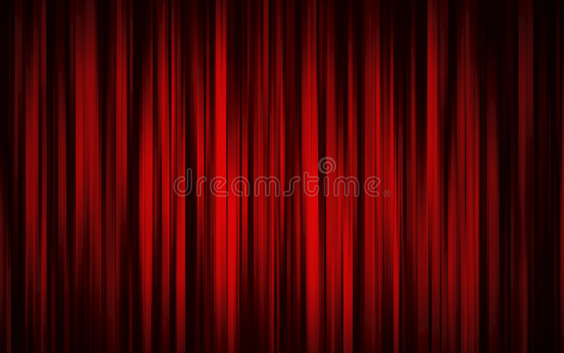 Cortina do estágio do teatro foto de stock royalty free