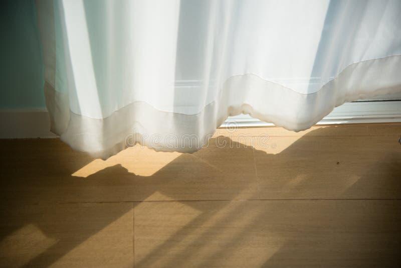 cortinas fotografía de archivo libre de regalías