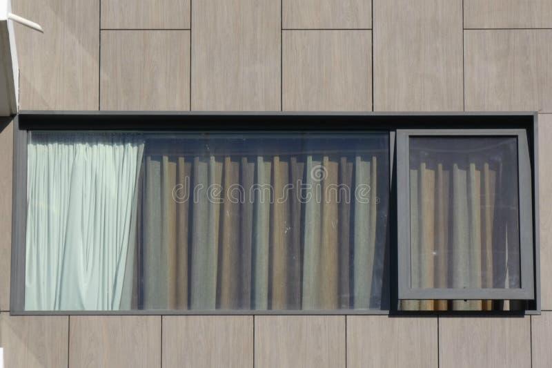 cortinas foto de archivo