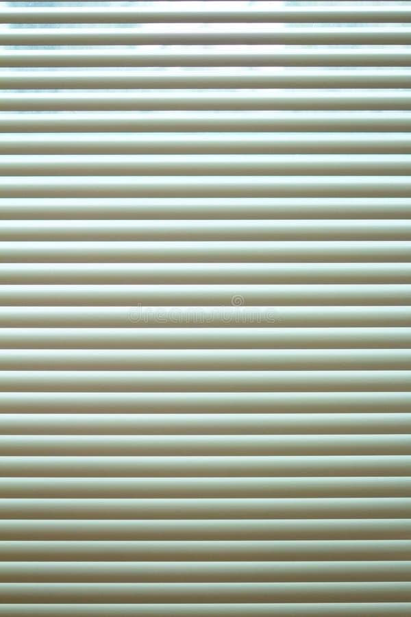 Cortinas, cortinas de rolo foto de stock royalty free