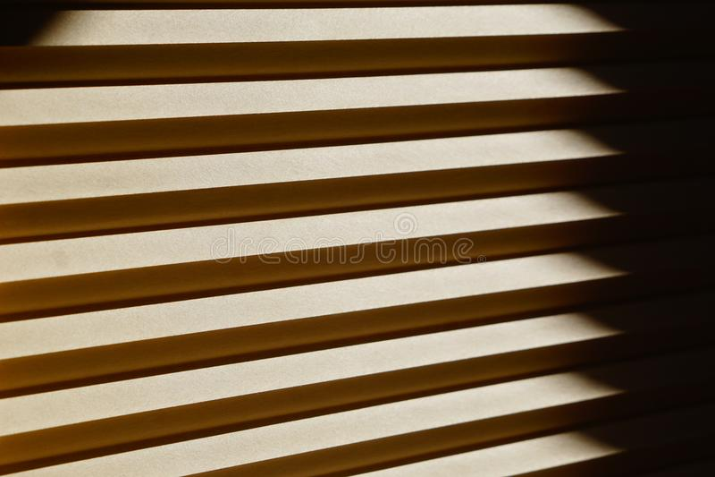 Cortinas de janela fotografia de stock royalty free