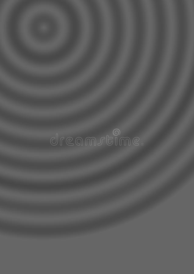 Cortinas del gris foto de archivo