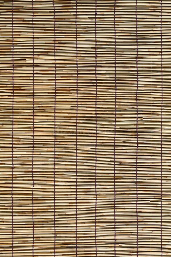 Cortinas do bambu