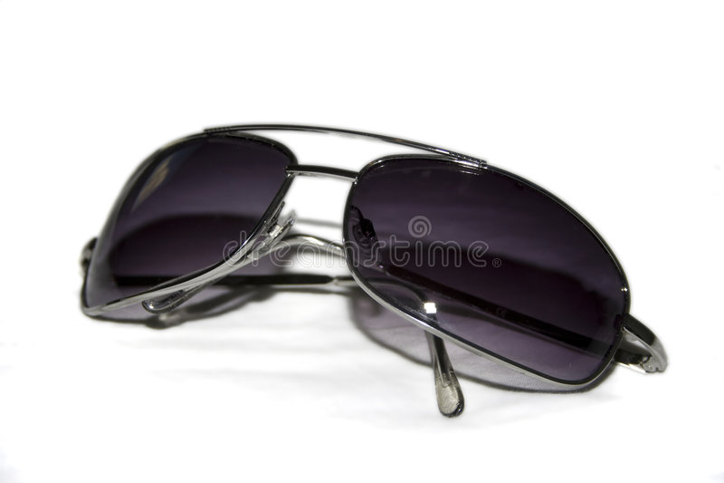 Cortinas púrpuras foto de archivo