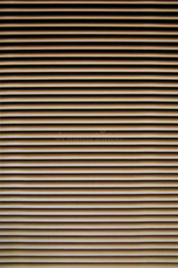 Cortinas Venetian foto de stock royalty free