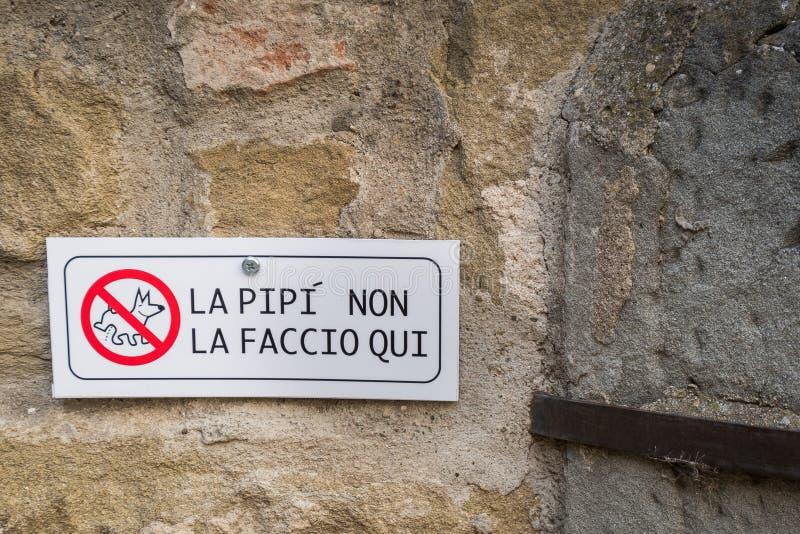 Cortona, Arezzo Tuscany, Włochy, - obraz royalty free