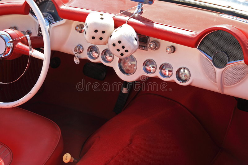 Download Corvette stock image. Image of vehicle, retro, exhibition - 3176485