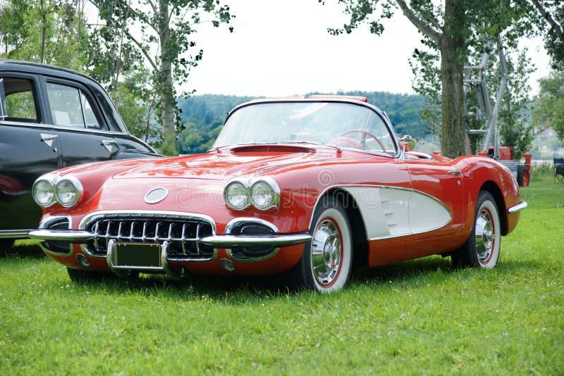 corvette стоковая фотография rf