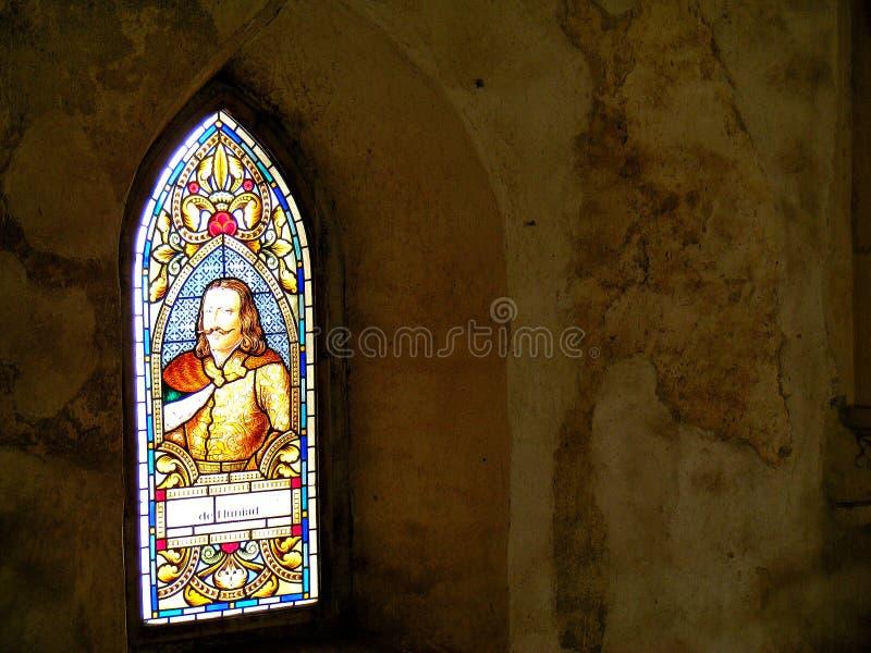 Corvin kasztelu hunedoara Transylvania huniazilor balkon obraz royalty free