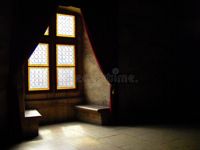 Corvin kasztelu hunedoara Transylvania huniazilor historia gothic zdjęcia stock