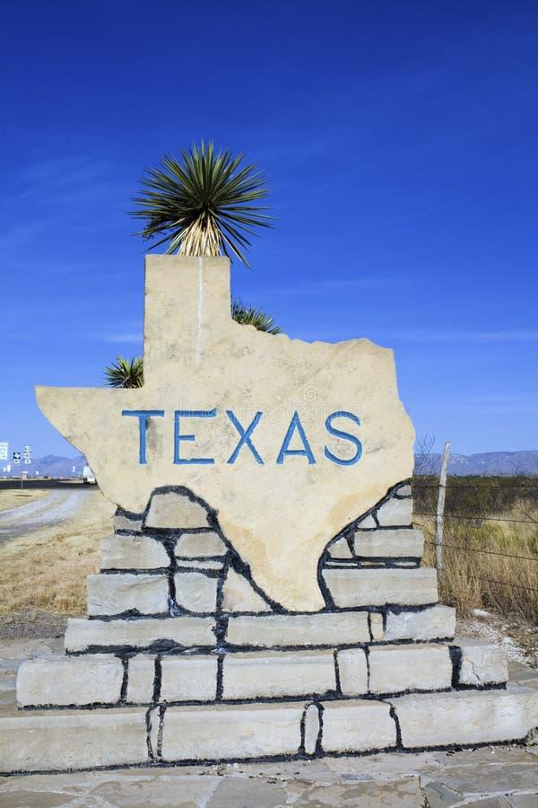 Così, questo è il Texas? immagine stock libera da diritti