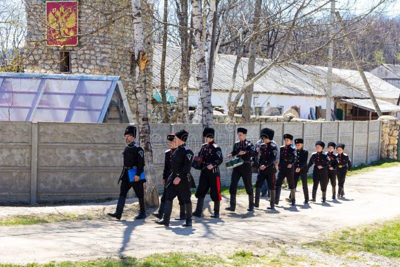 cosaques photo libre de droits