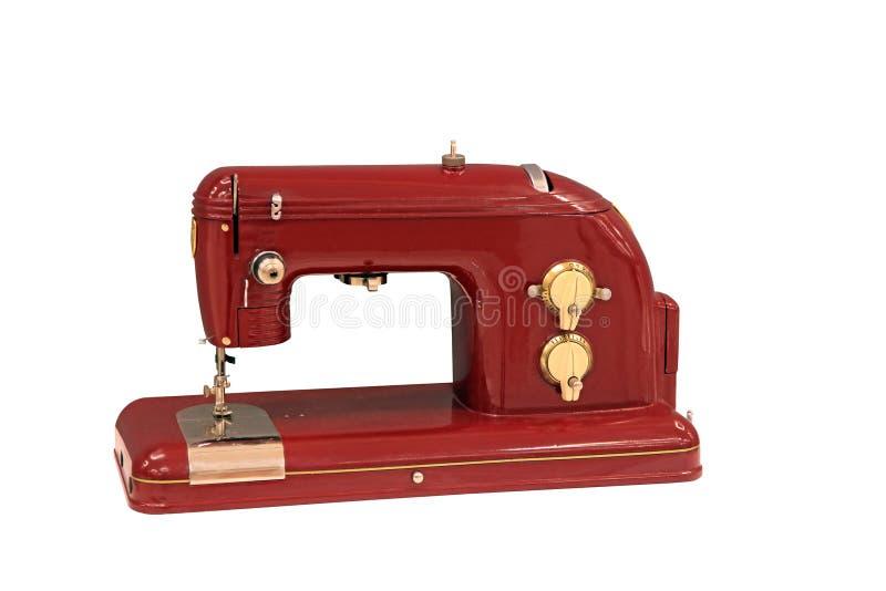 Cosas del vintage. Máquina de coser fotos de archivo
