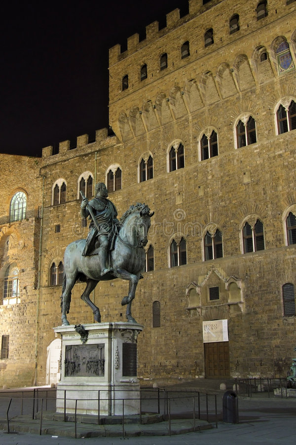 Cosimo Medici stock fotografie