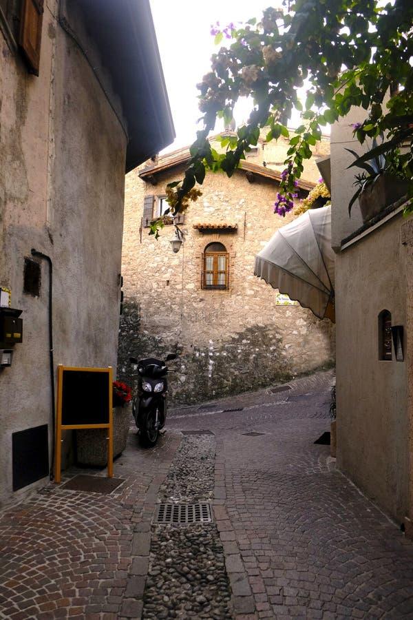 Cosiness de cidades antigas imagens de stock royalty free