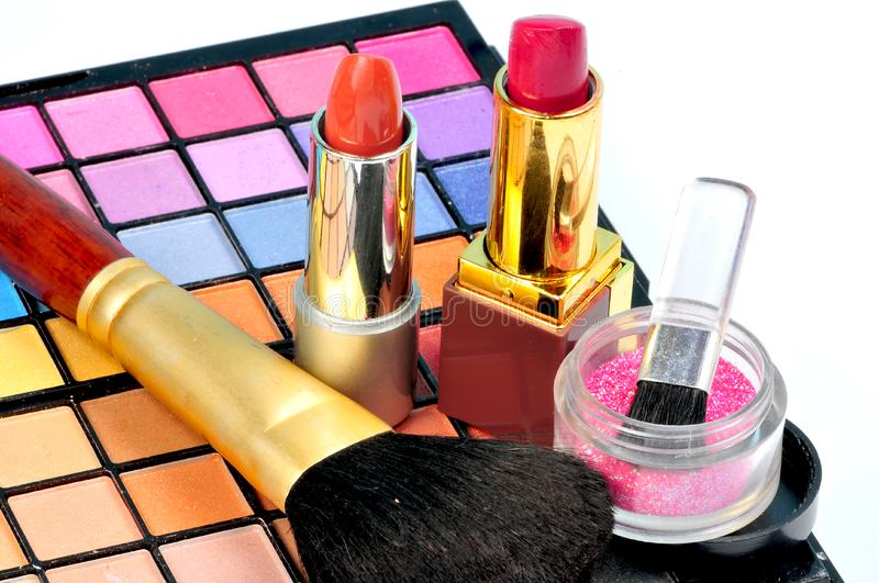 Download Cosmetic stock photo. Image of compact, handsome, beautiful - 7871372