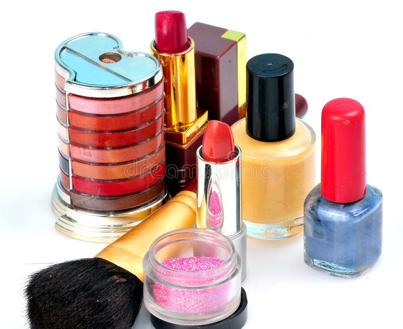 Download Cosmetic stock photo. Image of colors, women, balm, makeup - 7934618