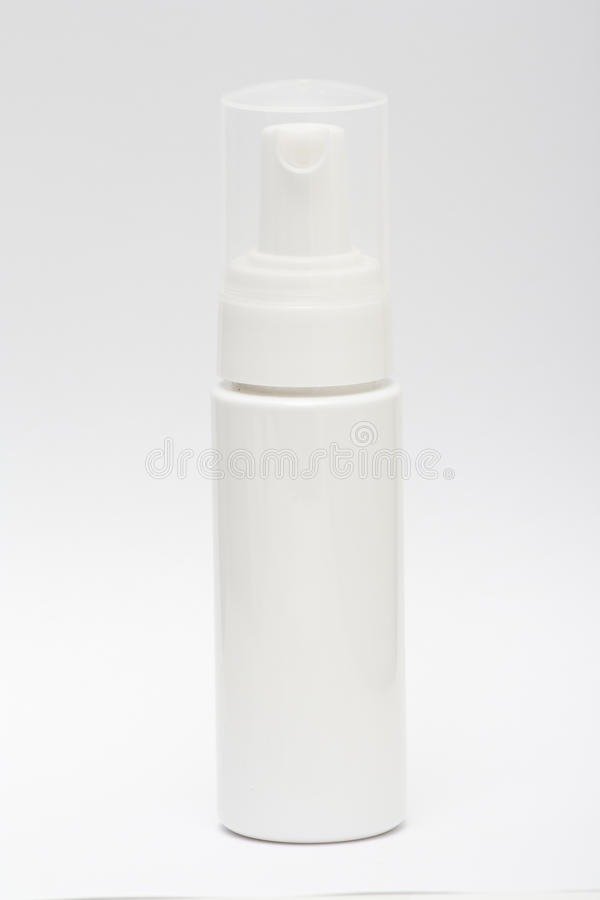 Cosmetic Bottle stock images