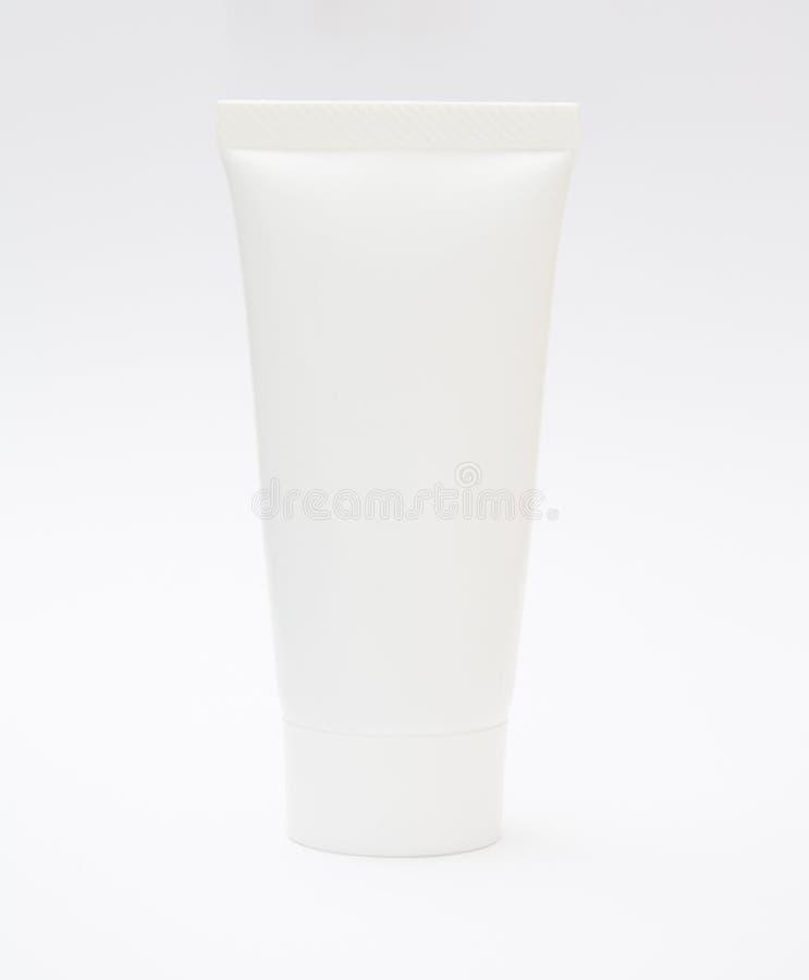 Cosmetic Bottle stock image
