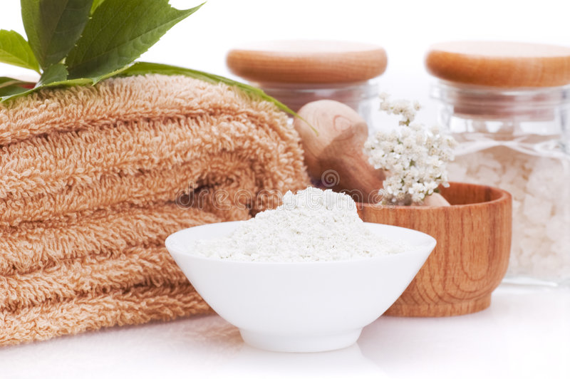 Download Cosmetic Clay Royalty Free Stock Photos - Image: 8980228