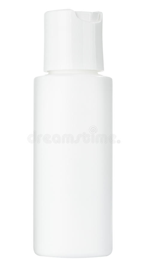 Cosmetic Container stock images