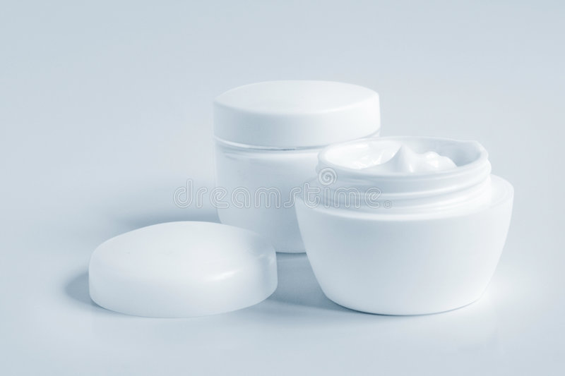 Download Cosmetic creams 2 stock photo. Image of moisturizer, firm - 6027910