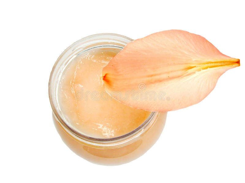Download Cosmetic creme for face stock photo. Image of bottle - 13650964