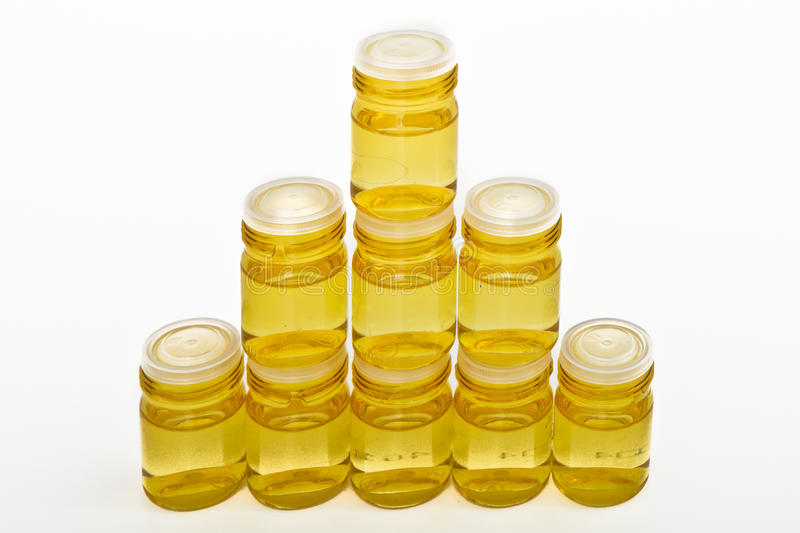 Download Cosmetic glass containers stock photo. Image of glass - 16697532