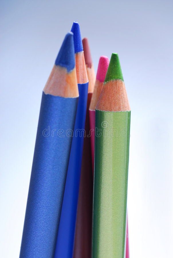 Download Cosmetic pencils stock photo. Image of shiny, cosmetics - 2323782