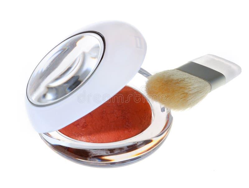 Download Cosmetic powder brush stock photo. Image of brush, blush - 2323796