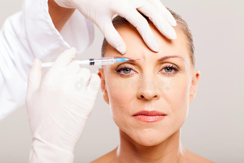 Cosmetic face lifting