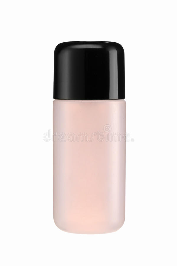 Cosmetic tube mockup stock images