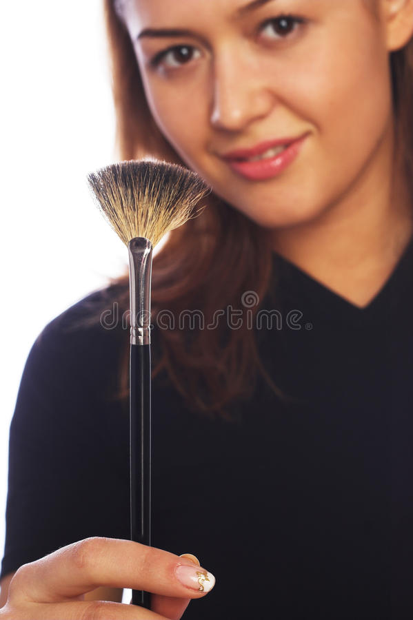 Cosmetician photos stock