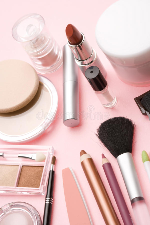 Download Cosmetics stock image. Image of female, color, glamorous - 10145181