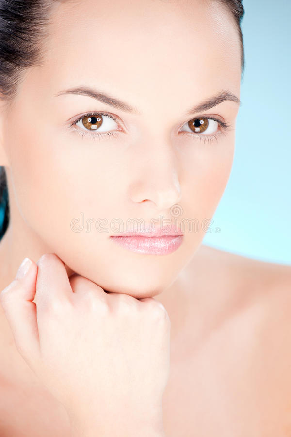 Download Cosmetics stock photo. Image of cosmetics, person, young - 21978012