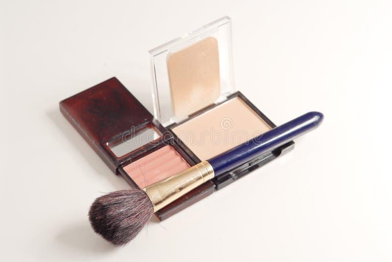 Download Cosmetics stock image. Image of beautiful, base, brush - 22250979